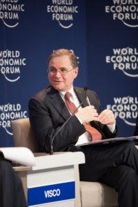 recessione tecnica, Ignazio Visco, governatore della Banca d'Italia