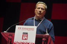 Spi Cgil Lazio, Ernesto Rocchi