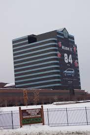 Ecotassa, La sede di Fca ad Auburn Hills, Michigan