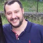 Latte, Matteo Salvini