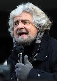Pd riparte, Beppe Grillo
