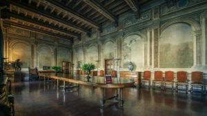 giornate di primavera, Palazzo Della Rovere, foto FAI