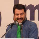 Via della seta, Matteo Salvini