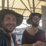 Perù, Claudio e Roberto