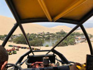 Deserto, Giro in Buggy nel deserto di Huacachina