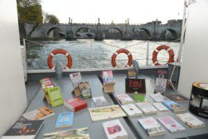 Un Fiume in Festival, libri in navigazione sul Tevere