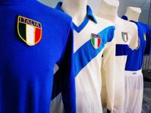 Magliette della Nazionale di Calcio