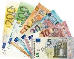 Euro stupido, banconote di euro