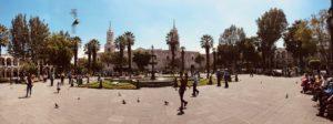 Arequipa, Arequipa la Città Bianca