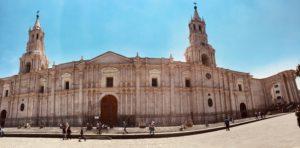 Arequipa, la Cattedrale di Santa Catalina