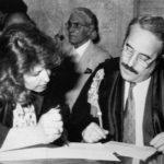 Falcone, Francesca Morvillo e Giovanni Falcone
