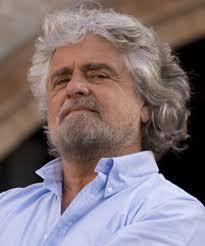 Calci di Grillo, Beppe Grillo