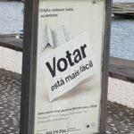 Azzorre, Manifesto sollecita a votare per l'Europarlamento