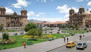 Cuzco, Plaza de Armas a Cuzco