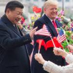 Dazi, Xi Jinping con Donald Trump