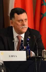 Tripoli, Fayez al-Sarraj