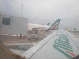 Cassa per i servizi energetici, aerei Alitalia in sosta