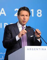 Giuseppe Conte, Giuseppe Conte