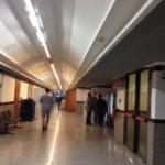 Magistratura, Un corridoio del Tribunale di Roma