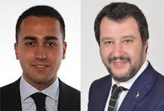 Debito pubblico, Luigi di Maio e Matteo Salvini