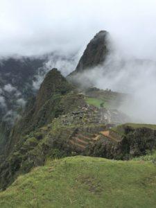 Machu Picchu, Machu Picchu vista da Wayna Picchu