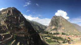 Machu Pichu, Ollantaytambo