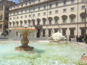 Giuseppe Conte, Palazzo Chigi