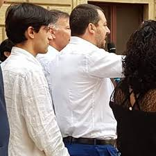 Salva Roma, Matteo Salvini