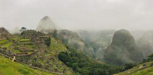 Machu Pichu, La cittadella di Machu Picchu