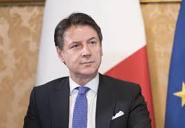 Salvini trumpiano, Giuseppe Conte