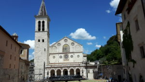 Festival dei Due Mondi, Spoleto