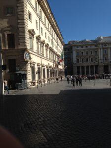 Governo del cambiamento, Palazzo Chigi