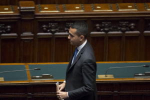 Crisi del M5s, Luigi Di Maio