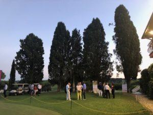 Golf, una pausa sul campo da golf