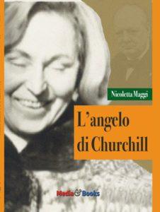 L'angelo di Churchill, La copertina di L'angelo di Churchill