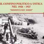 Il Confino politico, locandina della mostra sul Confino politico a Ustica