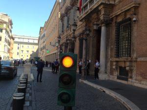 Tav, Il semaforo è giallo all'ingresso del Senato
