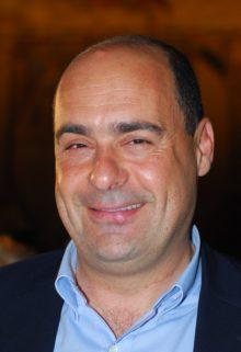 Pd spaccato, Nicola Zingaretti