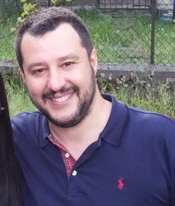 Insulti di Salvini, Matteo Salvini