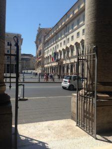Alleanza di centrodestra, Palazzo Chigi