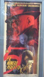 5 è il numero perfetto, La locandina del film