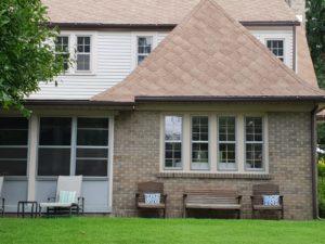 Michigan, Casa di un quartiere di Grand Rapids