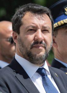 Odio, Matteo Salvini