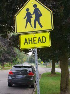 Michigan, Una strada di Sleeping Bears