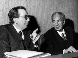 Pino Zac, Giulio Andreotti e Aldo Moro