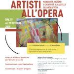 Artisti all'Opera, locandina di Artisti all'Opera