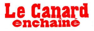 Pino Zac, il logo del giornale satirico francese Canard Enchainé