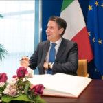 Sciabolate contro Conte, Giuseppe Conte