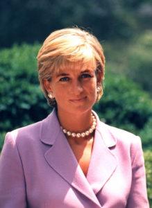caffè greco, Lady Diana