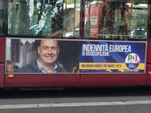 Umbria, Pubblicità elettorale di Nicola Zingaretti